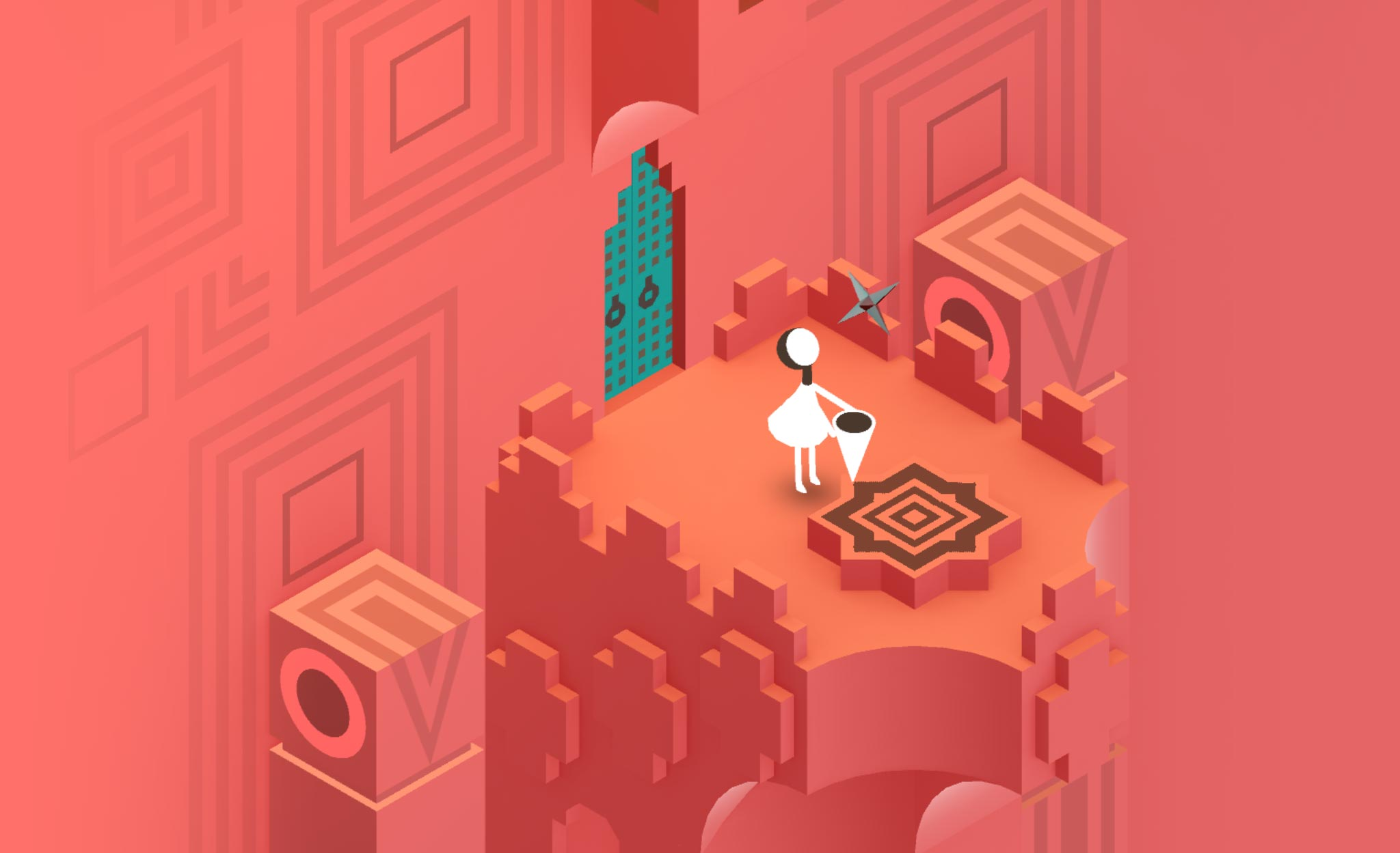 Monument Valley 2: an iOS game from ustwo games